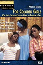 Image of American Playhouse: For Colored Girls Who Have Considered Suicide/When the Rainbow Is Enuf