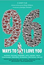 Image of 96 Ways to Say I Love You