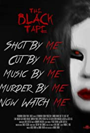 The Black Tape Poster