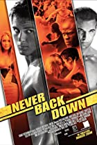 Image of Never Back Down