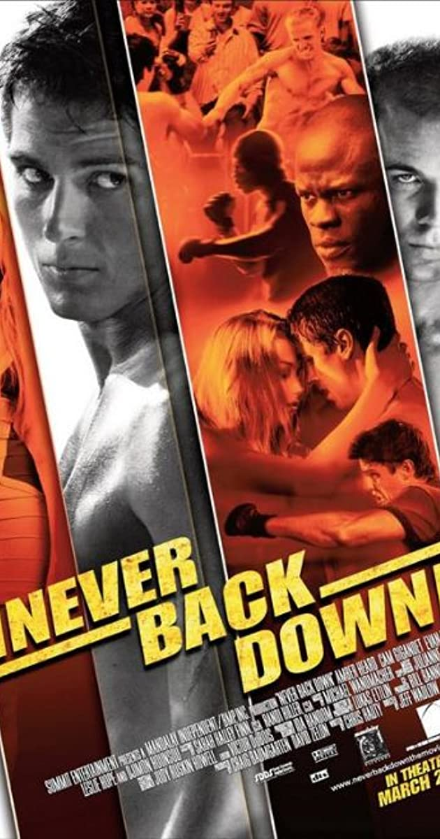 Never Back Down (2008) - IMDb