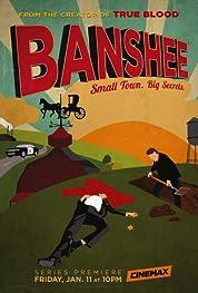 Banshee - Season 1 poster