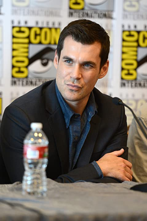 Sean Maher at Firefly (2002)