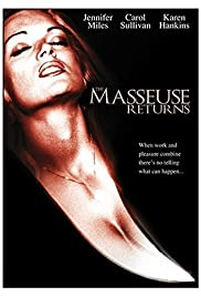 The Masseuse Returns Poster