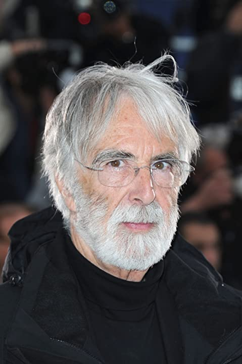 Michael Haneke at an event for Amour (2012)