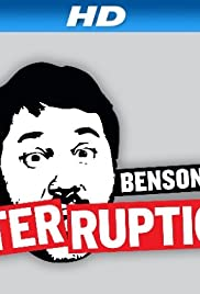 The Benson Interruption Poster - TV Show Forum, Cast, Reviews