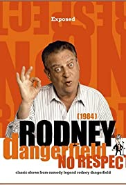 Rodney Dangerfield: Exposed Poster