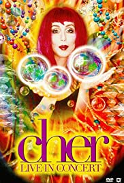 Cher: Live in Concert from Las Vegas Poster