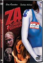Zombies Anonymous Poster