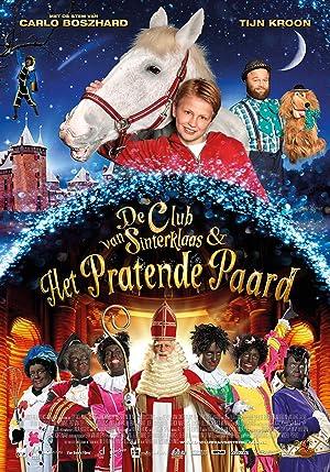De Club van Sinterklaas & Het Pratende Paard poster