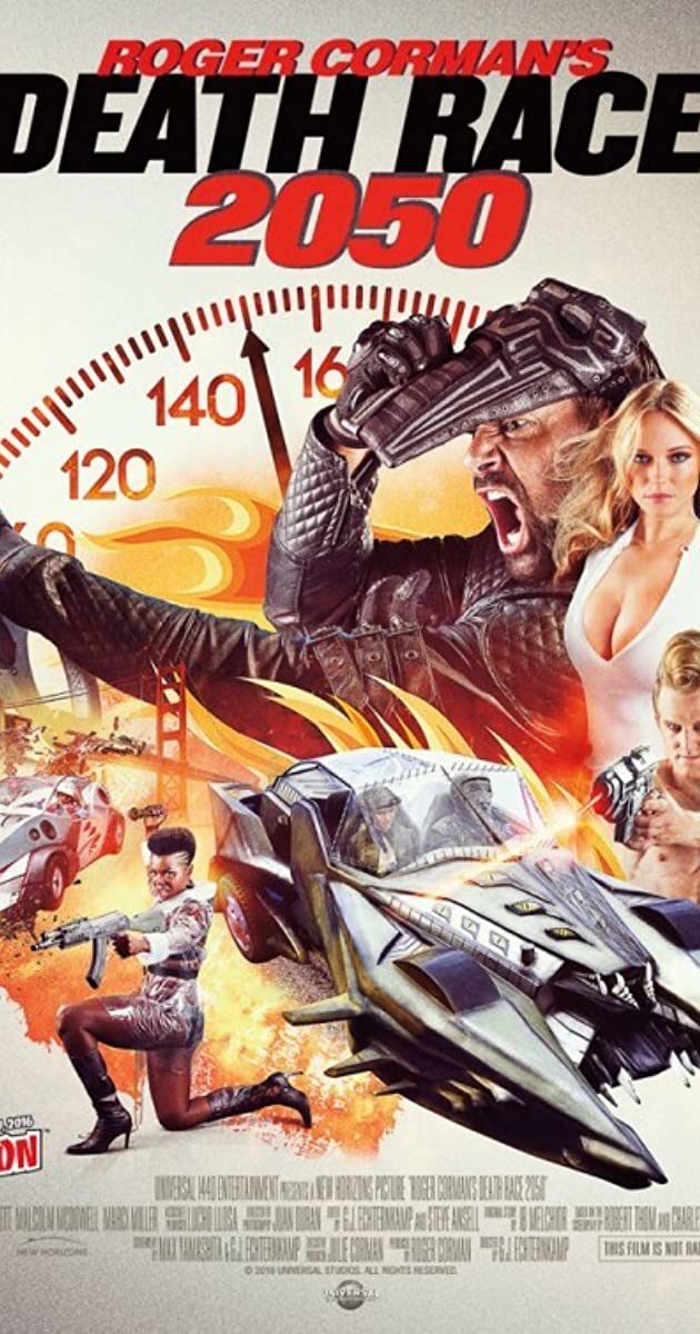 Death Race 2050 recensione