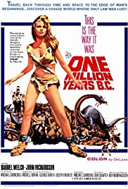 One Million Years B.C. (1966) Poster - Movie Forum, Cast, Reviews