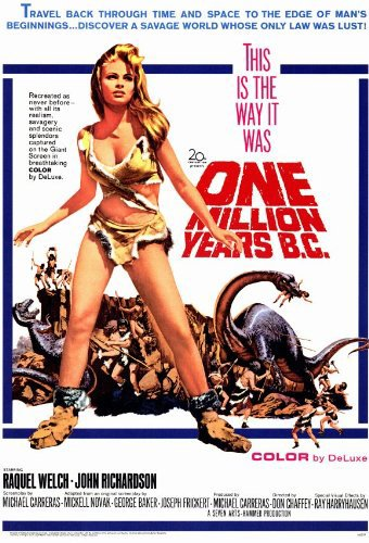 image One Million Years B.C. Watch Full Movie Free Online