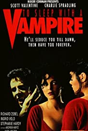 To Sleep with a Vampire (1993) Poster - Movie Forum, Cast, Reviews