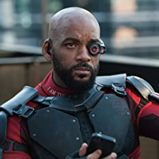 Will Smith in Suicide Squad (2016)