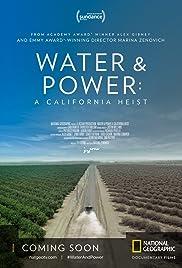 Water & Power: A California Heist Poster