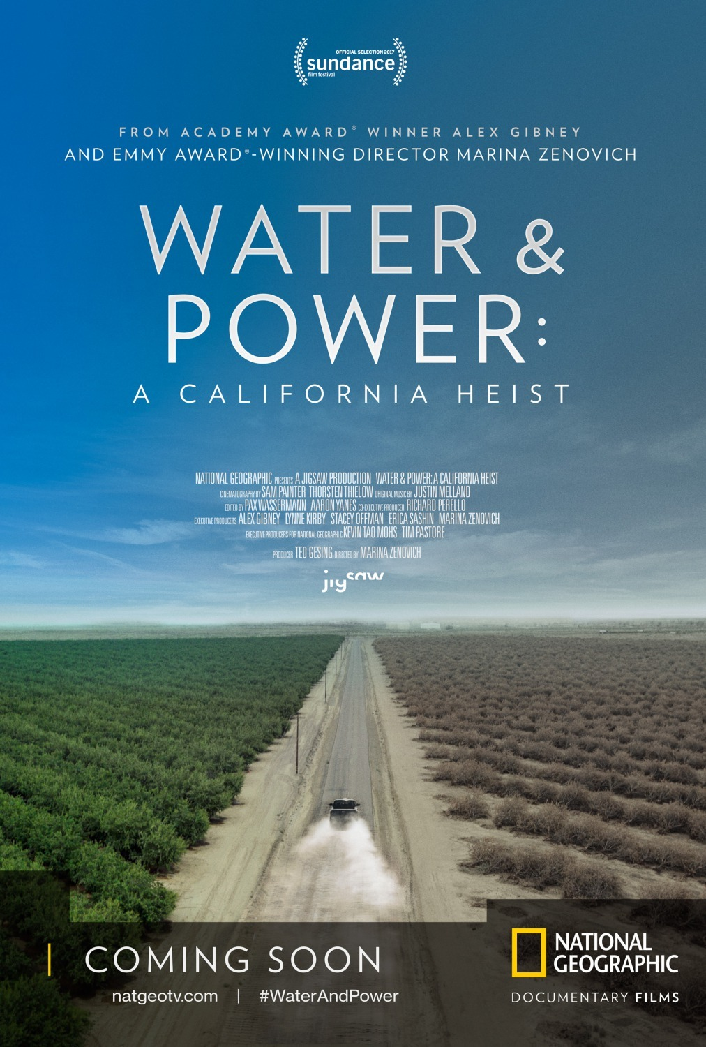 image Water & Power: A California Heist Watch Full Movie Free Online