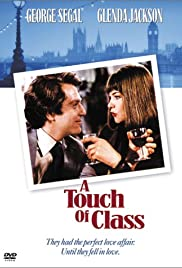 A Touch of Class Poster