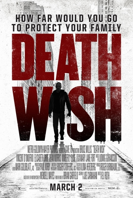 Death Wish 2018 Movie 700MB