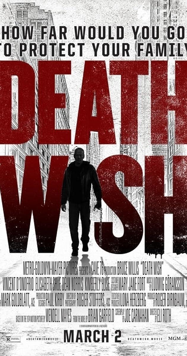 Death Wish 2018 HD-TS