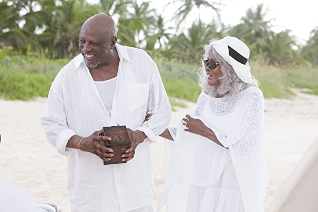 Louis Gossett Jr. and Cicely Tyson in Why Did I Get Married Too? (2010)