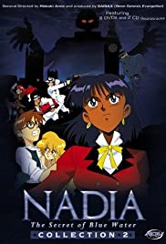 Nadia: The Secret of Blue Water Poster