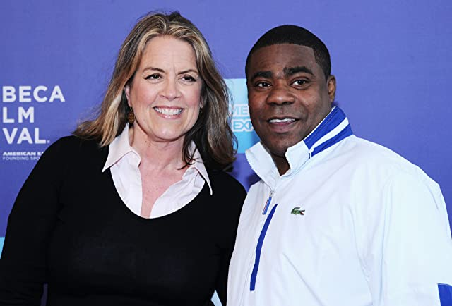 Tracy Morgan and Marina Zenovich at an event for Richard Pryor: Omit the Logic (2013)