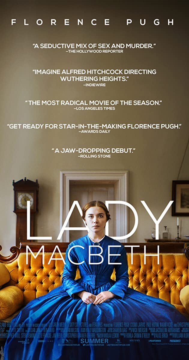 Ledi Makbet / Lady Macbeth (2016) Online