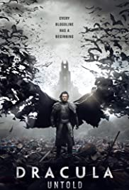 Dracula Untold (2014) Poster - Movie Forum, Cast, Reviews