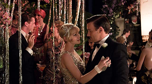 Joel Edgerton and Carey Mulligan in The Great Gatsby (2013)