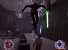 Star Wars: Jedi Knight II: Jedi Outcast VG