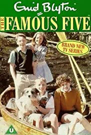 The Famous Five Poster - TV Show Forum, Cast, Reviews