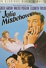 Julia Misbehaves Poster
