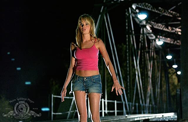 Sunny Mabrey in Species III (2004)
