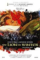 The Lion in Winter (1968) Poster