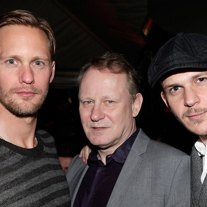 Stellan Skarsgård, Alexander Skarsgård, and Gustaf Skarsgård