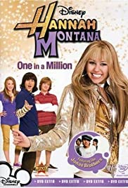 Hannah Montana: One in a Million (2008) Poster - Movie Forum, Cast, Reviews