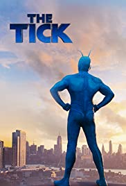 The Tick Poster