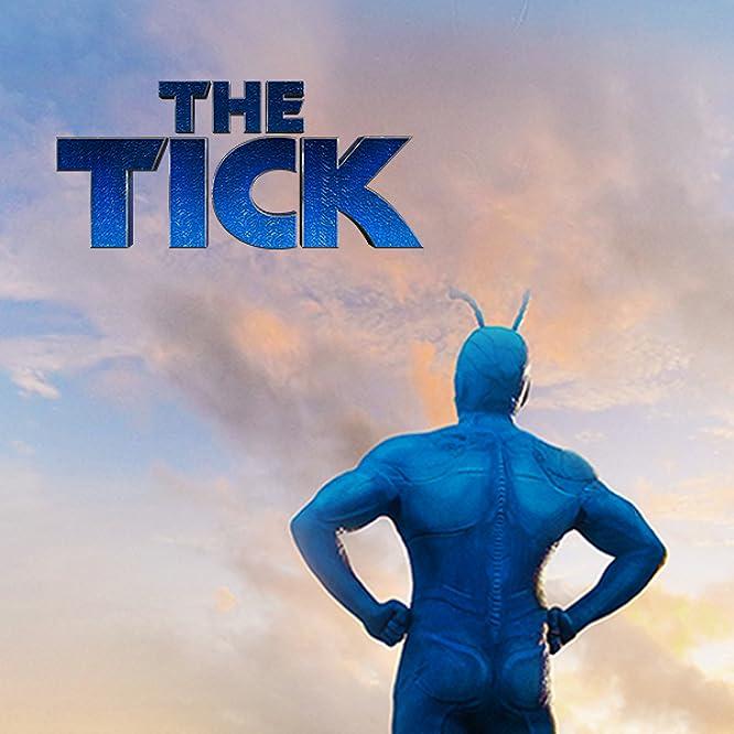 Peter Serafinowicz in The Tick (2017)