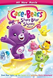 Care Bears: Share Bear Shines Poster