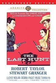 The Last Hunt(1956) Poster - Movie Forum, Cast, Reviews