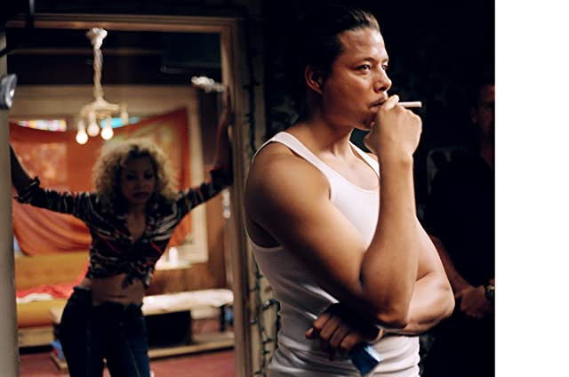 Terrence Howard and Paula Jai Parker in Hustle & Flow (2005)