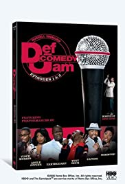 Def Comedy Jam Poster - TV Show Forum, Cast, Reviews