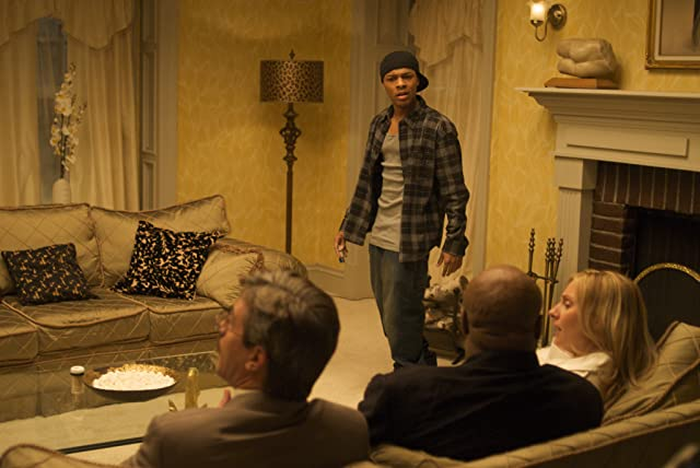 Shad Moss in The Family Tree (2011)