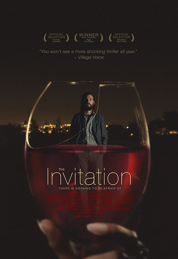 The Invitation poster do filme
