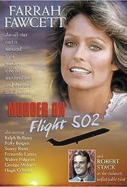 Murder on Flight 502 Poster