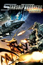 Starship Troopers: Invasion(2012)
