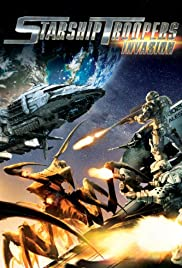 Starship Troopers: Invasion (2012) Poster - Movie Forum, Cast, Reviews