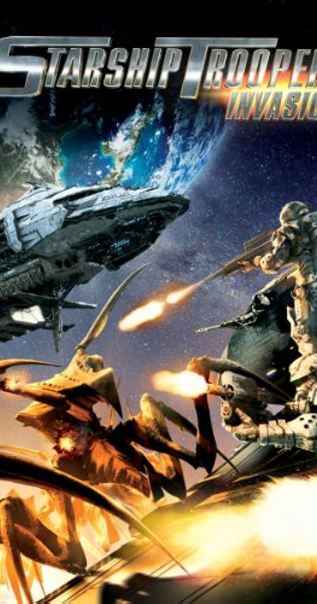 Erdvėlaivio kariai. Invazija / Starship Troopers: Invasion (2012) Online
