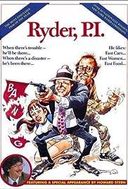 Ryder P.I.(1986) Poster - Movie Forum, Cast, Reviews